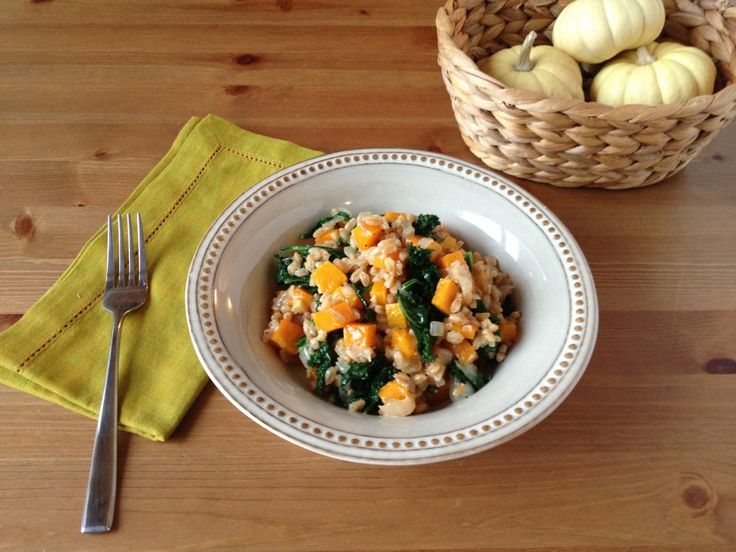 Butternut Squash Risotto With Pistachios And Lemon Recipes ...