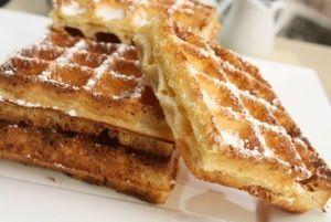 Belgian Waffles | Facebook Friends Recipes | Pinterest