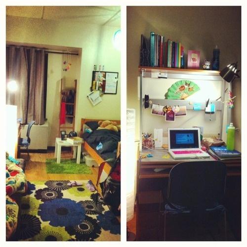 Decorating Ideas > Dorm Room  Dorm Room Ideas  Pinterest ~ 202001_Quad Dorm Room Ideas
