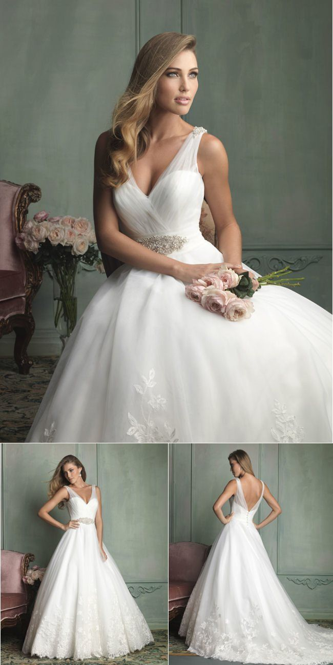 Allure Bridals Spring 2014 Collection