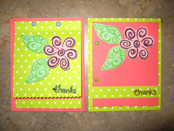 pinterest thank you cards | just b.CAUSE