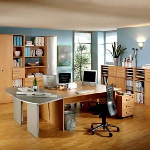 Office garage idea garage pinterest for Garage home office