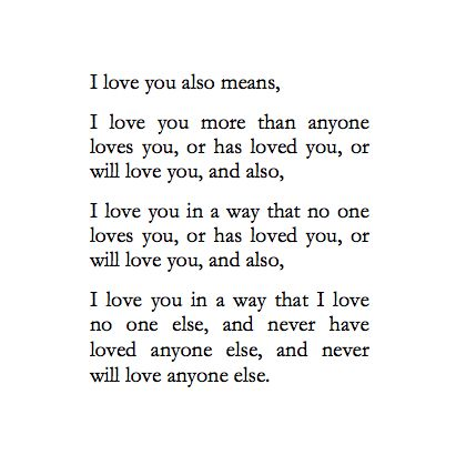 love you a lot quotes Quotes