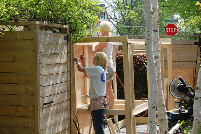 Building Coop by The Art of Doing Stuff, via Flickr