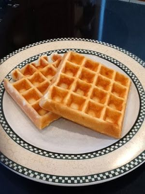 Classic Waffles Tim made these 1/21/14 | recipes I've tried | Pintere ...