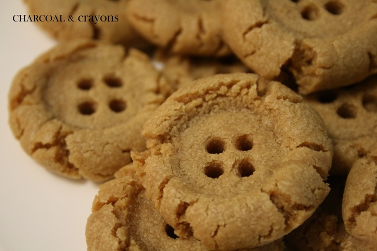 This site provides a very easy 3 ingredient peanut butter cookie, but ...