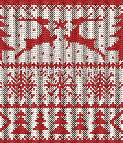 Scandinavian Knitting Patterns : Nordic Pattern Knit Pinterest