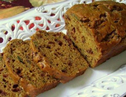 Pumpkin Spice Zucchini Bread - My favorite zucchini bread recipe gets ...