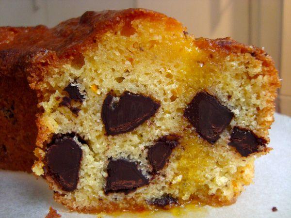 orange chocolate chunk cake | Looking at the world thru sugar coated ...