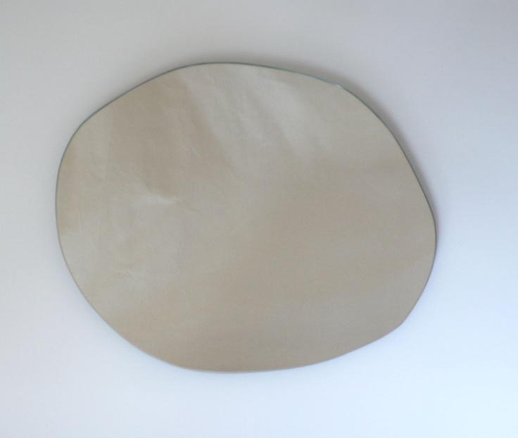 mc standard mirror large round