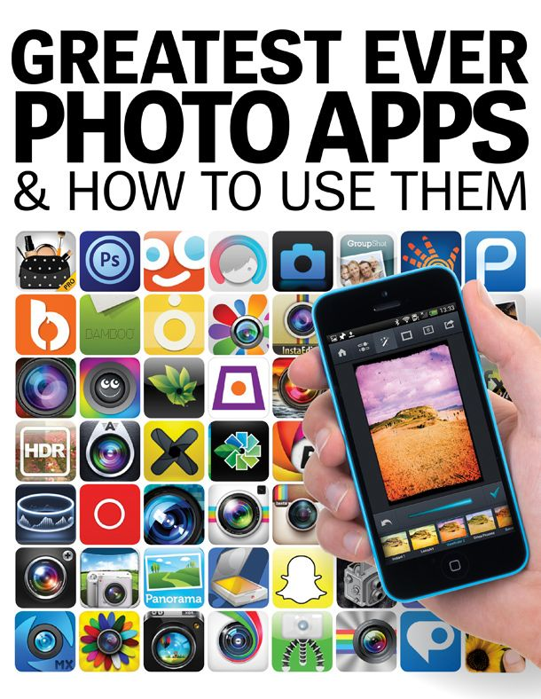 Improve your cameraphone photos with our guide to the Greatest Ever Photo Apps! Download this special edition book onto your iOS device to find out which apps you should download and how you can use them to take your best-ever smartphone snaps!