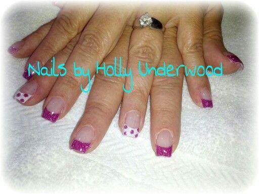 dot Gel Nails in St George utah | Gel Nails and Toes in St Goe