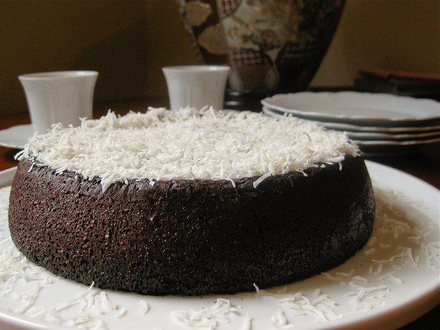 Flourless Chocolate Hazelnut Cake | Gluten Free Me | Pinterest