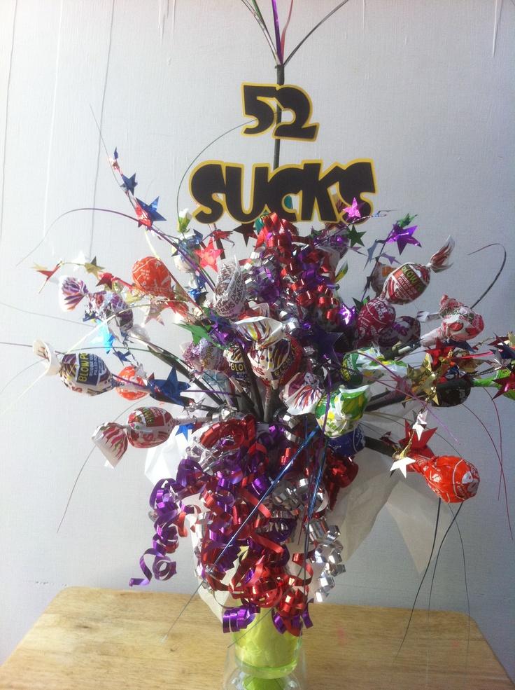 valentine's day gifts buzzfeed - Candy bouquet Valentine Ideas
