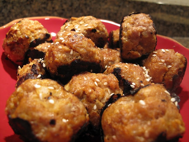 Grilled Turkey Meatballs | Food! | Pinterest
