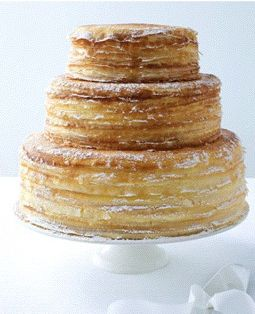 meyer lemon crepe cake... I have always wanted to try my hand at a ...