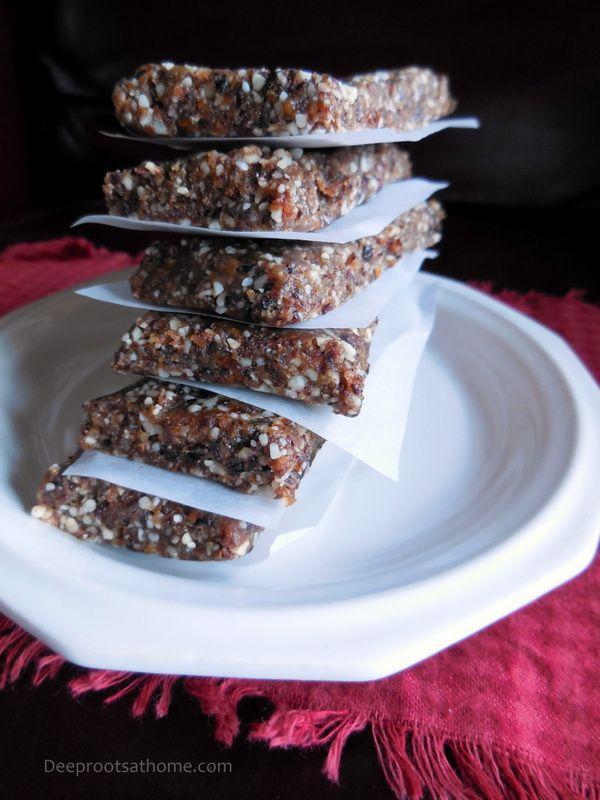 Homemade Cherry Pie LARABAR recipe~ Paleo, GF, portable, homemade ...