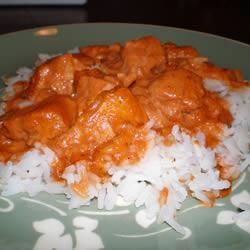 Easy Indian Butter Chicken @ allrecipes.co.uk
