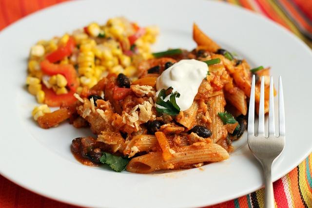 vegetarian enchilada casserole | recipes/food 1 | Pinterest