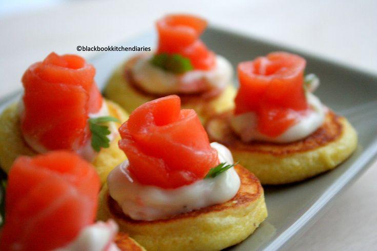 gari fresh salmon sashimi and caviar whisk the muffin mix milk egg ...