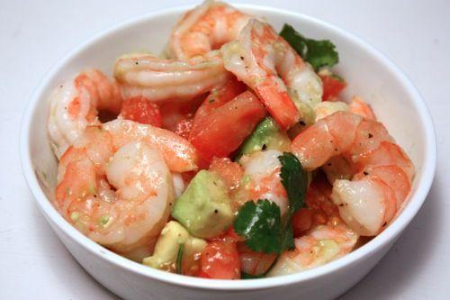 Shrimp Ceviche | Seafood | Pinterest