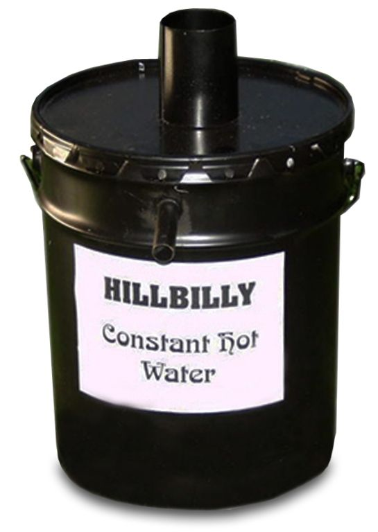 Hillbilly Constant Hot Water 20L~for the cabin