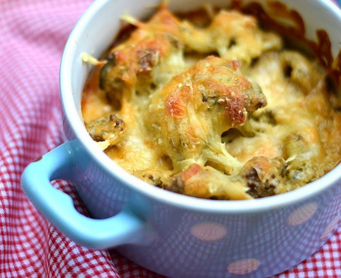 broccoli gratin recipe food pinterest
