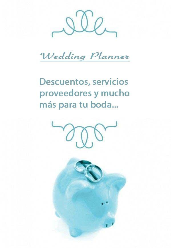 Cerdito hucha que simboliza el ahorro al contratar una wedding planner