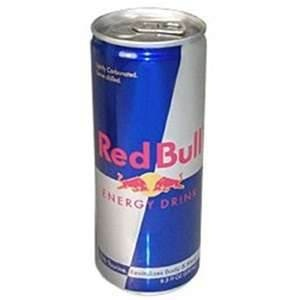 By itself, I don't really enjoy Red Bull. But mix it with something else, and it is a great energizer! I really only have them when I'm going out, though