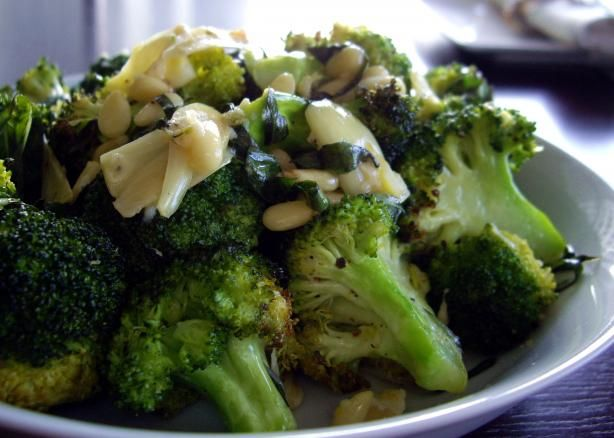 Ina Garten Broccoli Impressive With Ina Garten Roasted Broccoli Image