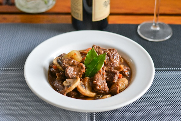 Beef Stew with Mushrooms | Favorite Recipes | Pinterest