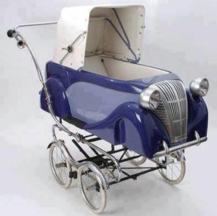 Old baby stroller | KK | Pinterest