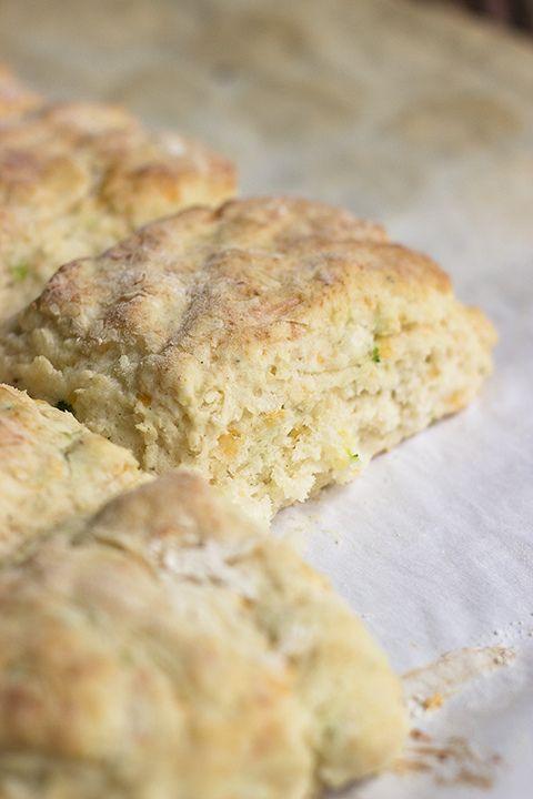 Jalapeno Cheddar Biscuits | Fat Kid Dreams | Pinterest