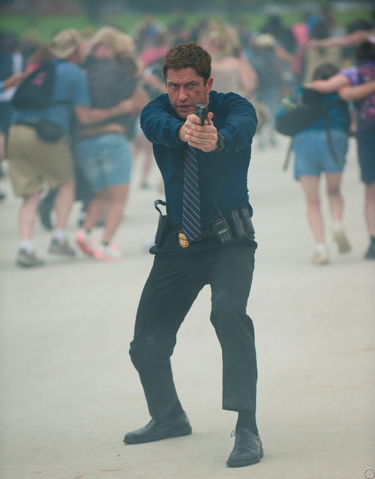 Gerard Butler in #OlympusHasFallen | Gerard Butler Films ... Gerard Butler Pinterest