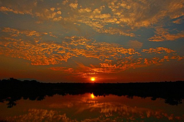south african sunsets pictures