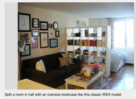 ikea bookcase room divider bookcase room dividers pinterest. Black Bedroom Furniture Sets. Home Design Ideas
