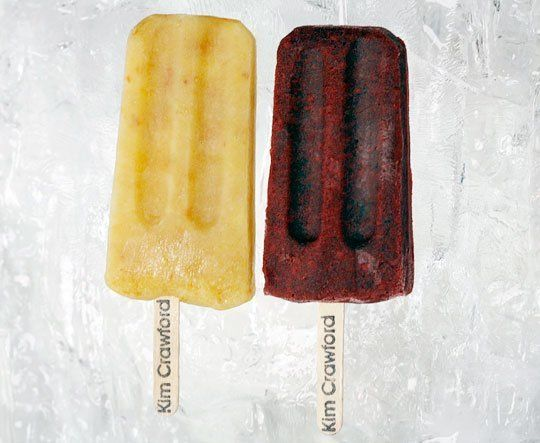 Boozy Popsicle Recipe: Pinot Noir-Infused Blackberry Ice Pops — The ...