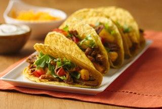Slow Cooker Pineapple-Pork Tacos | Delish Meal Ideas! | Pinterest