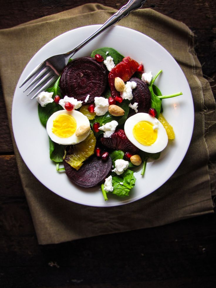 Roasted Beets With Orange And Herbed Goat Cheese Recipes — Dishmaps