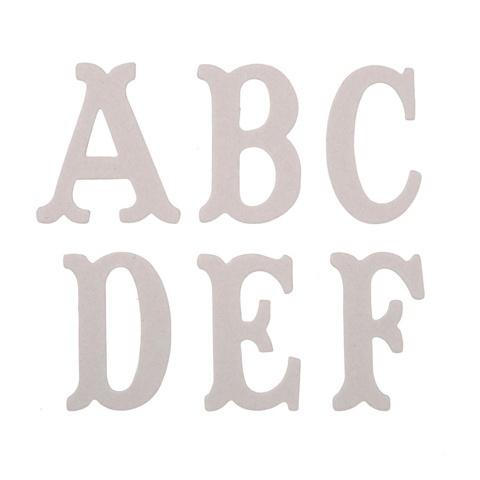Darice wood letters