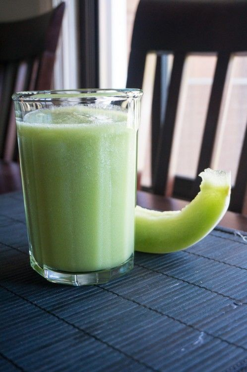 Honeydew-Cucumber Shake With Cucumber Granita Recipes — Dishmaps
