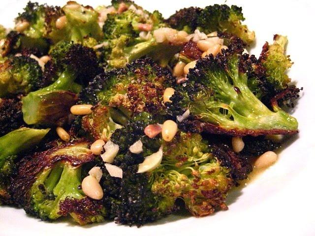 Roasted Bagna Cauda Broccoli | Veggies, salads & sides | Pinterest