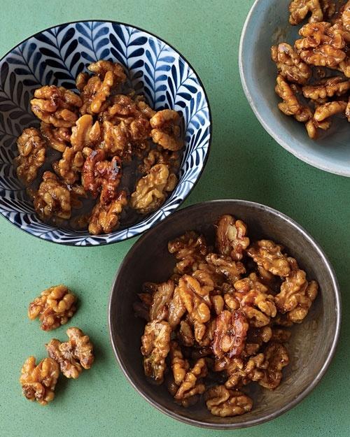Spiced walnuts weight-watchers-recipes