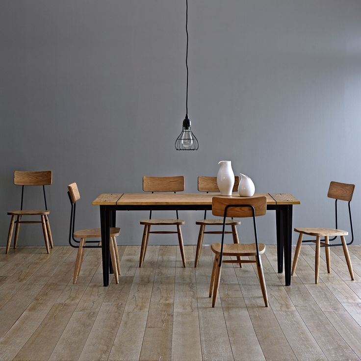 suffolk six piece dining set design by conran for