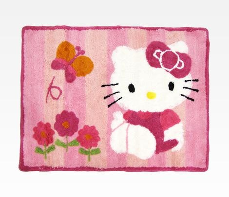 Hello Kitty Bedroom Rugs