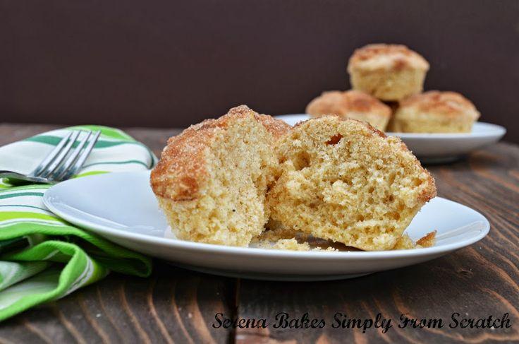 French Breakfast Puffs Aka Muffins That Taste Like Cinnamon Sugar Dou ...