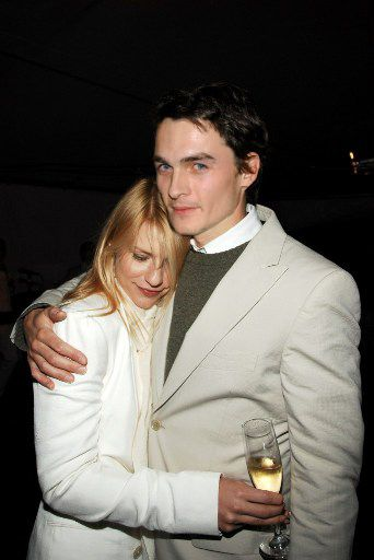 Rupert Friend and his ...