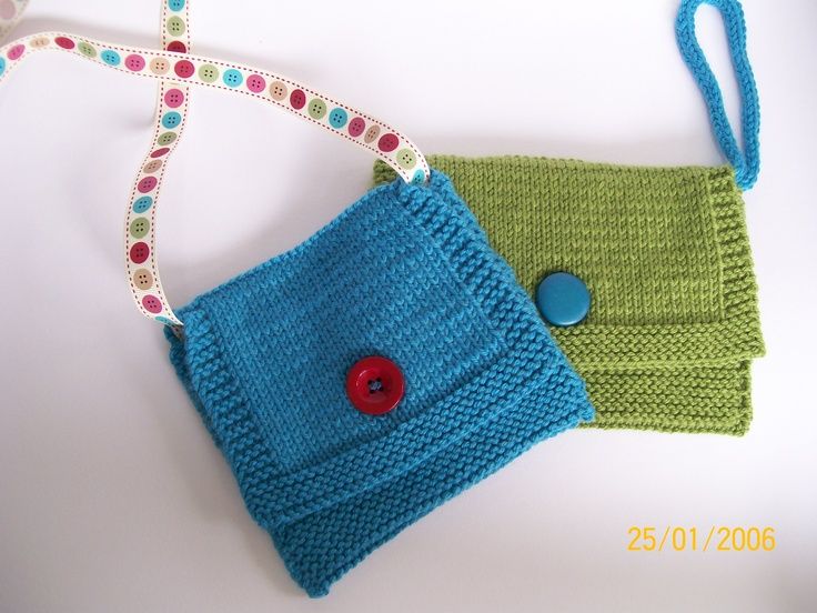Knitted Bags For Beginners : More like this: beginner knitting , knitting and bags .