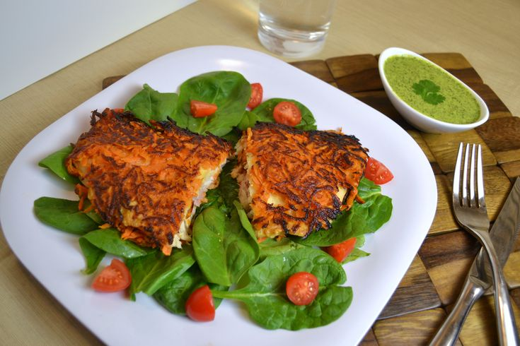 Sweet Potato Crusted Fish with Cilantro-Lime Vinaigrette ...