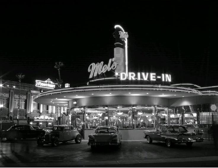 Mels Drive In (featured in American Graffiti)